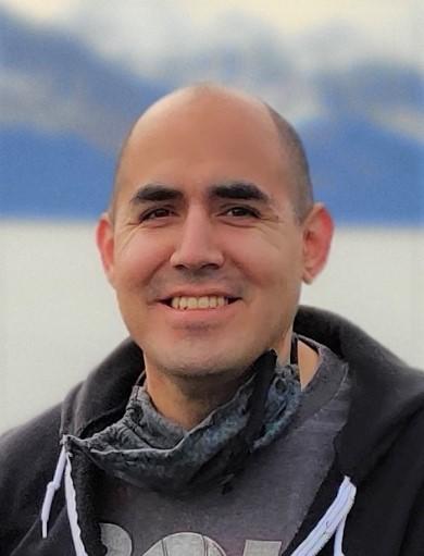 Gian Terrones, owner of Spiderweb Computers in Anchorage, Alaska